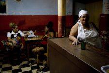 Kuba - Bar